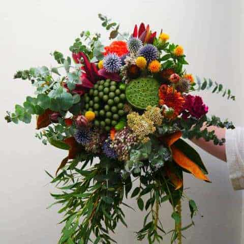 Avant-garde Bouquet by Floriade